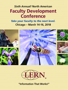 Faculty Development Conference Cover