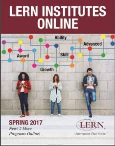 Spring 2017 Institutes