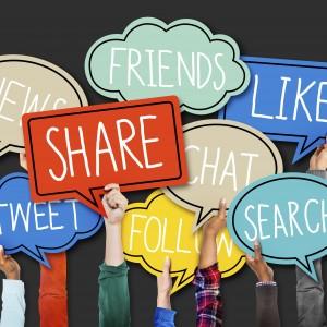social media, engagement