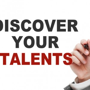 Discover Your Talents.