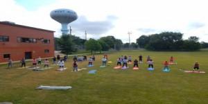 yoga, recreation, community ed, lifelong learning