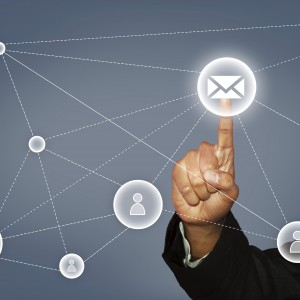 email, email marketing, social media