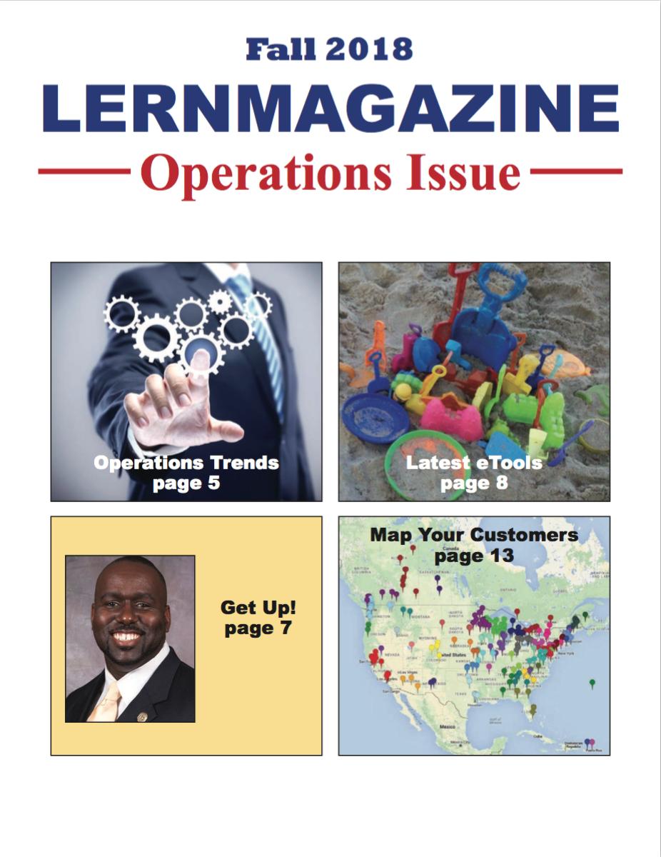 LERN Magazine Fall 2018
