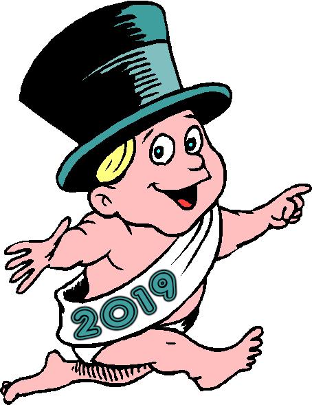 BABY NEW YEAR 2019
