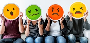 Angry People Emoticons