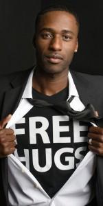 Ken Nwadike Jr and Free Hugs Project