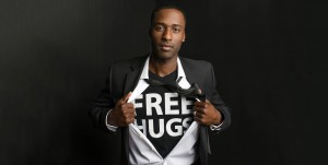 Ken Nwadike Jr and Free Hugs Project