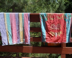 Swim Towels Square
